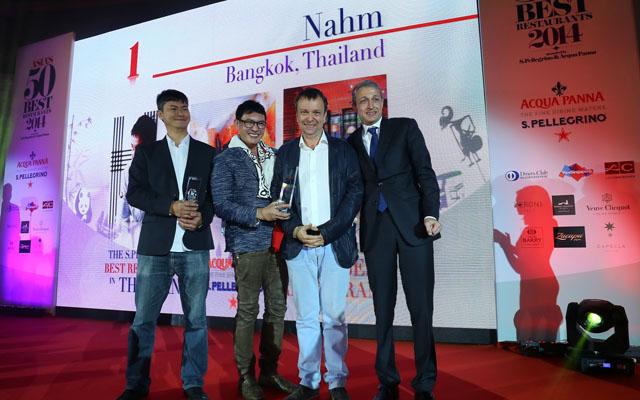 Asia's Best Restaurant Winner_Nahm_Resize