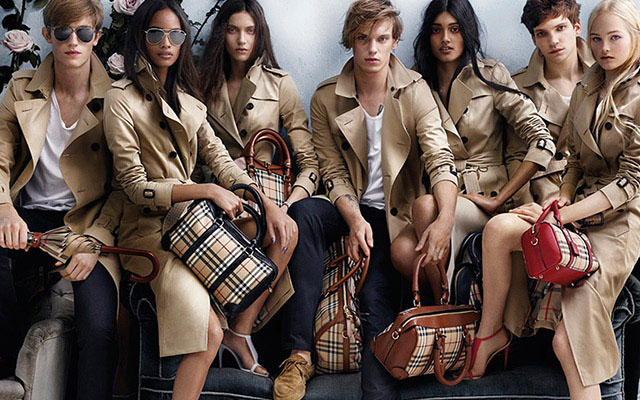 Burberry Spring-Summer 2014