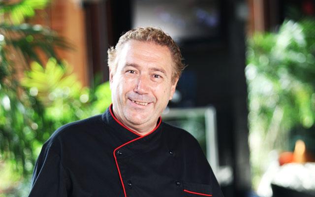 Chef Alberto เซ็นทาราแกรนด์มิราจ พัทยา(1)