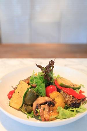 Little Italy - Marinated Grilled Antipasti Salad