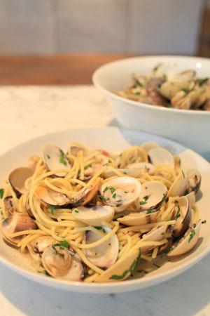 Little Italy - Spaghetti Vongole
