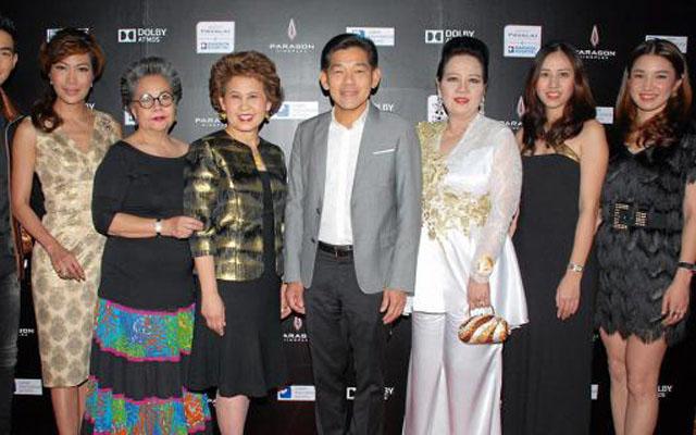 คุณหญิง อิสริยาภรณ์ ปัญจมานนท์, Noah Thailand Gala premiere