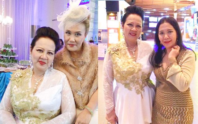 คุณหญิง อิสริยาภรณ์ ปัญจมานนท์_Thailand Gala Premiere of Noah movie สยามพารากอน