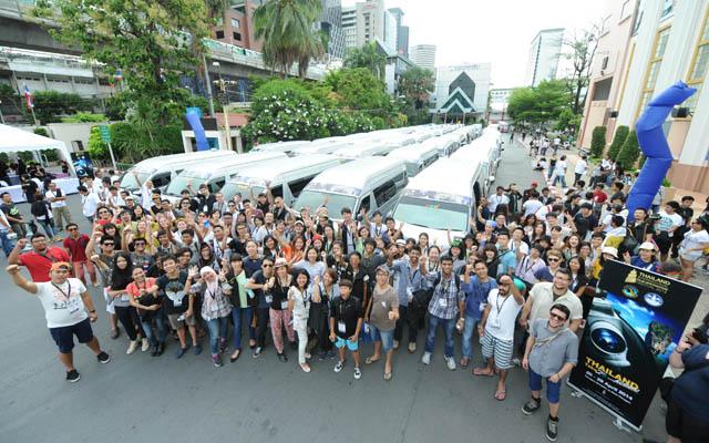 ภาพข่าวเยาวชน - เยาวชน จาก 16 ประเทศ ร่วมชิงชัย 'The Amazing Thailand Film Challenge'