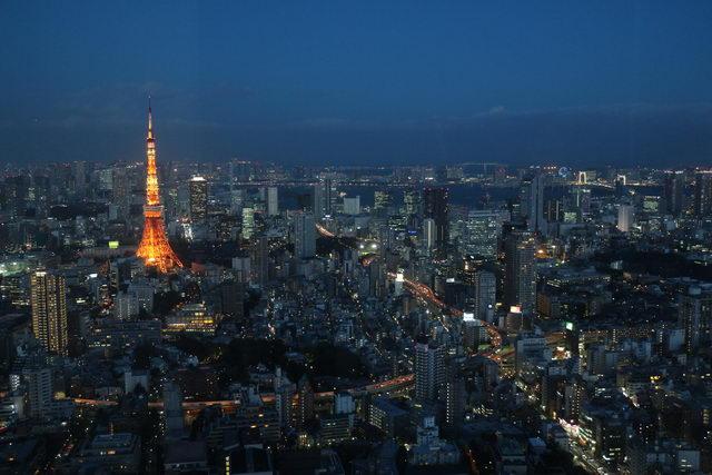 ฟากฟ้าราตรีของโตเกียว