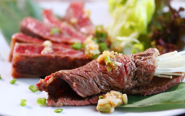Japanese Iwate Wagyu Steak Teppan