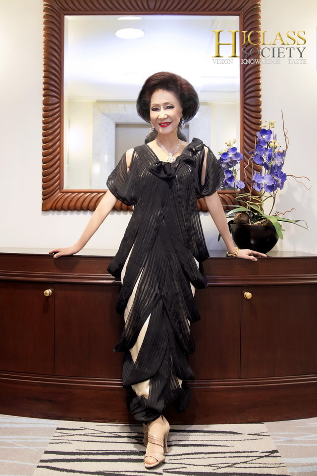 Thailand Diva_กัณห์ชรี บูรณสมภพ