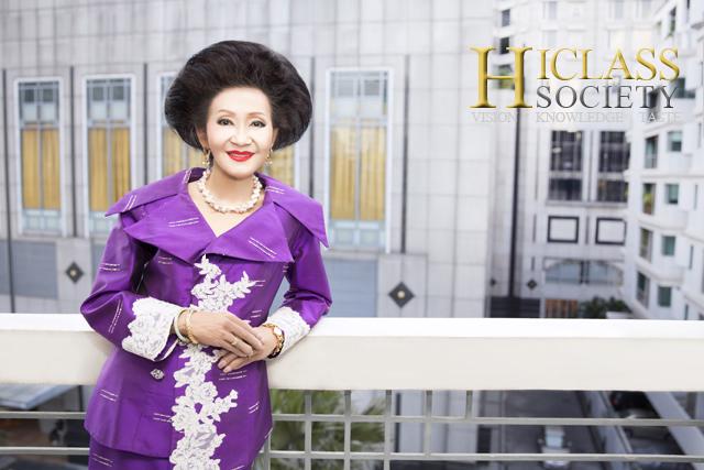 Thailand Diva_กัณห์ชรี บูรณสมภพ_Hi-Class Society 2