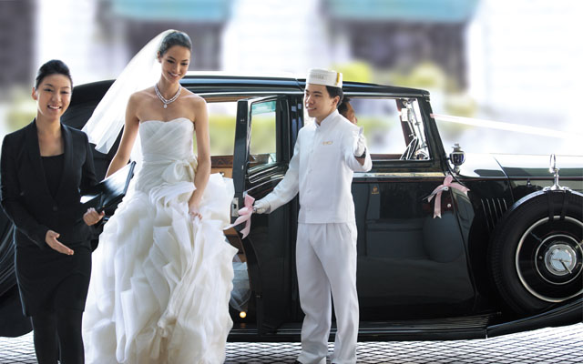 Legendary Wedding_The Peninsula Bangkok