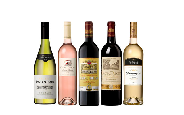 New French Wines