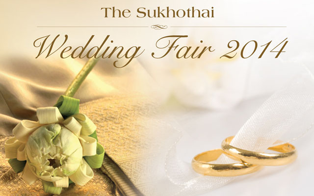 Photo_The Sukhothai Wedding Fair 2014