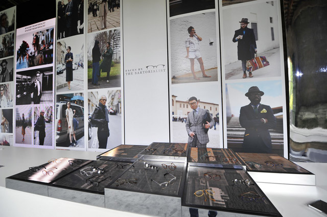Faces by The Sartorialist Launch Event Pictures 2