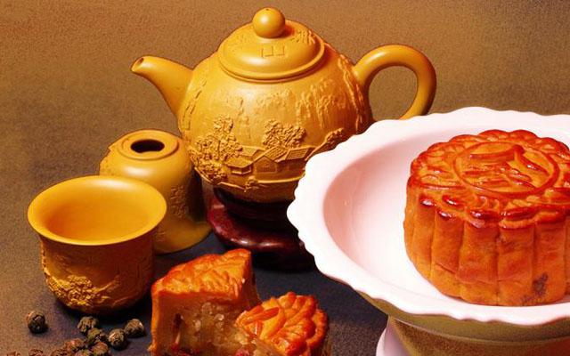 Moon Cake Festival Tea