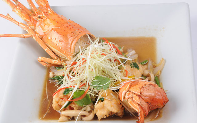 Seafood Sensation at Celadon, The Sukhothai Bangkok