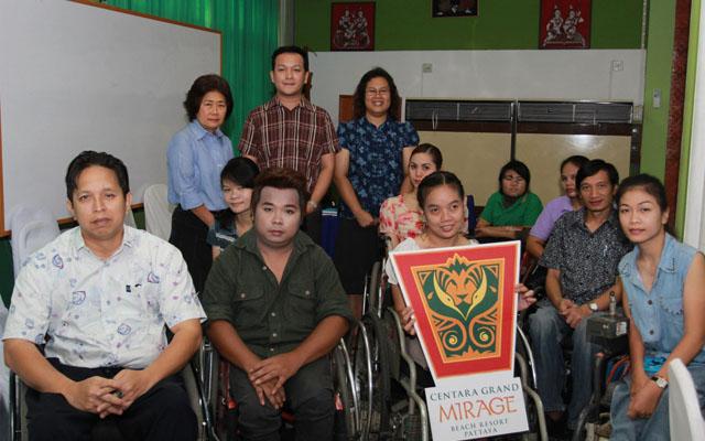 photo - Centara Grand Mirage supports community