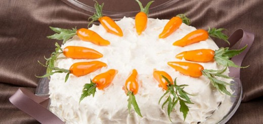 Creation of a Moment_Carrot Cake 1-31 Aug 14