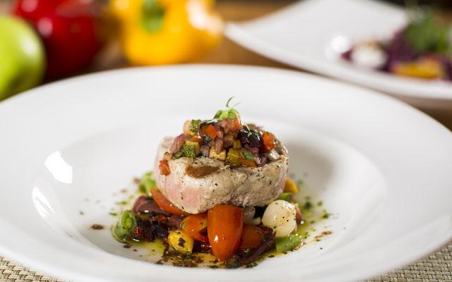 Grilled Tuna Steak 2