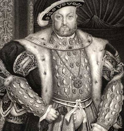 King Henry VIII Bulge