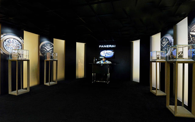 OFFICINE PANERAI - THE FACE OF TIME EXHIBITION - 4