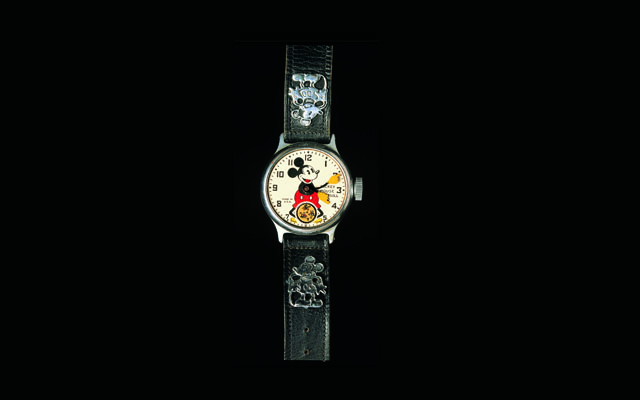 Timex Mickey Mouse Watch
