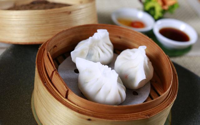 Vegetable Pot Sticker Dumplings