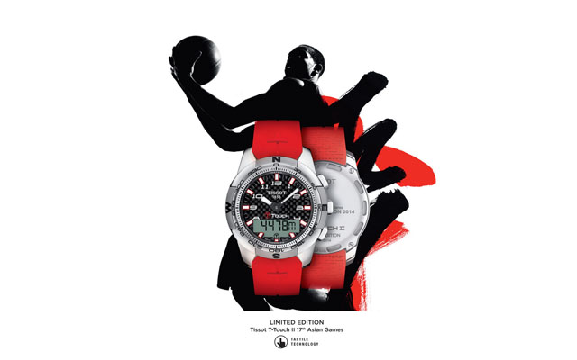 01 Tissot T Touch II Asian Games Limited Edition