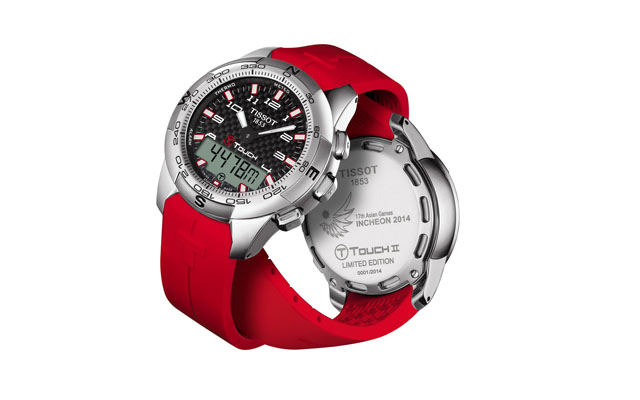 02 Tissot T Touch II Asian Games Limited Edition