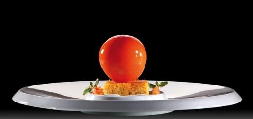 Carrot Cake, orange - curry