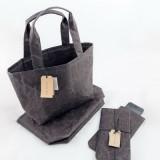 กระเป๋า SIWA ทำจาก RPF Naoron