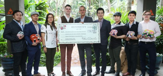 Hendrick's Gin donates to Anantara Golden Triangle Elephant Foundation