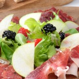 High Res_Assorted Cold Cuts of Wild Boar, Venison Salami, Stag Bresaola and Duck