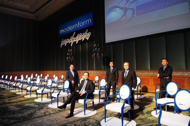 09.5 ผู้ก่อตั้งโมเดอร์นฟอร์มกับ Soulmate Chair
