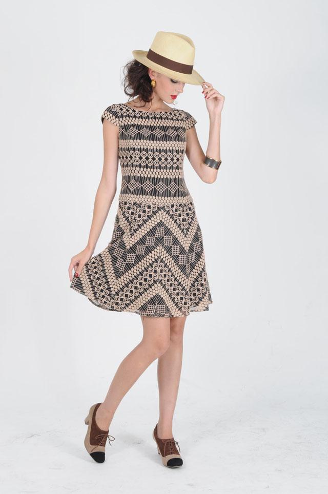 35 Anne Klein_dress THB 18,500.-