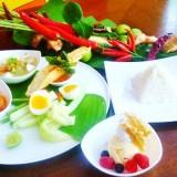 Authentic Thai Set Lunch -Dream Hotel Bangkok