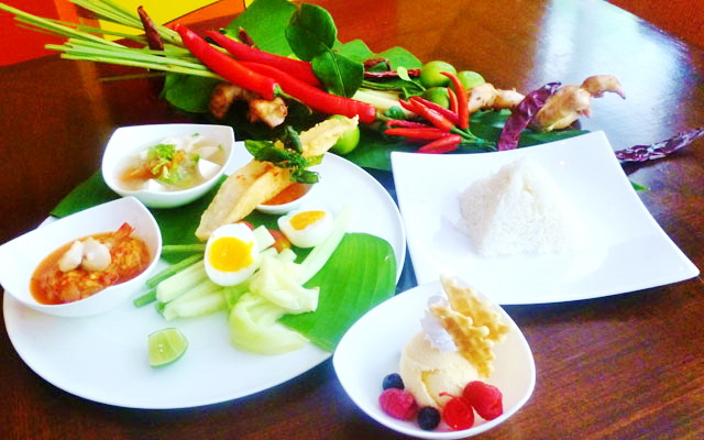 Authentic Thai Set Lunch -Dream Hotel Bangkok
