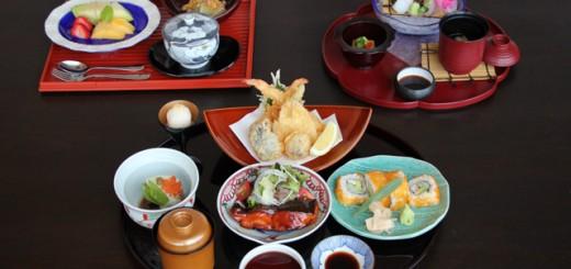 Dinner Gozen at Yamazato