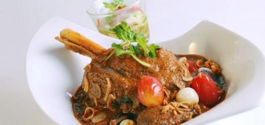 Mussamun Nong Gae_Rice & Chilli