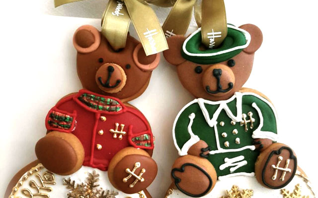 Ornaments Cookies Jasper & Greenman