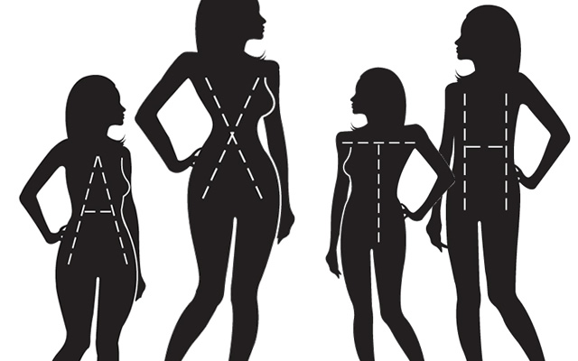 Woman body structure Hi-Class Society