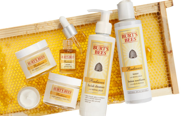 Burt's-Bees-Radiance-group-shot