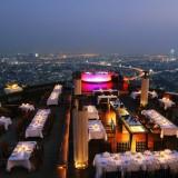 Sirocco, Tower Club at lebua_Valentine