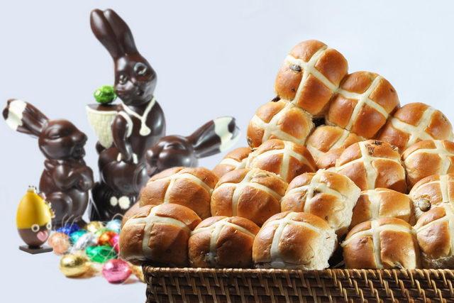 ฉลองเทศกาลอีสเตอร์ ณ ทรีตส์ กูร์เม่ต์ โรงแรมชาเทรียม ริเวอร์ไซด์ กรุงเทพฯ