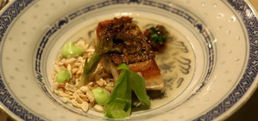 Sea bassข้าวต้มปลา