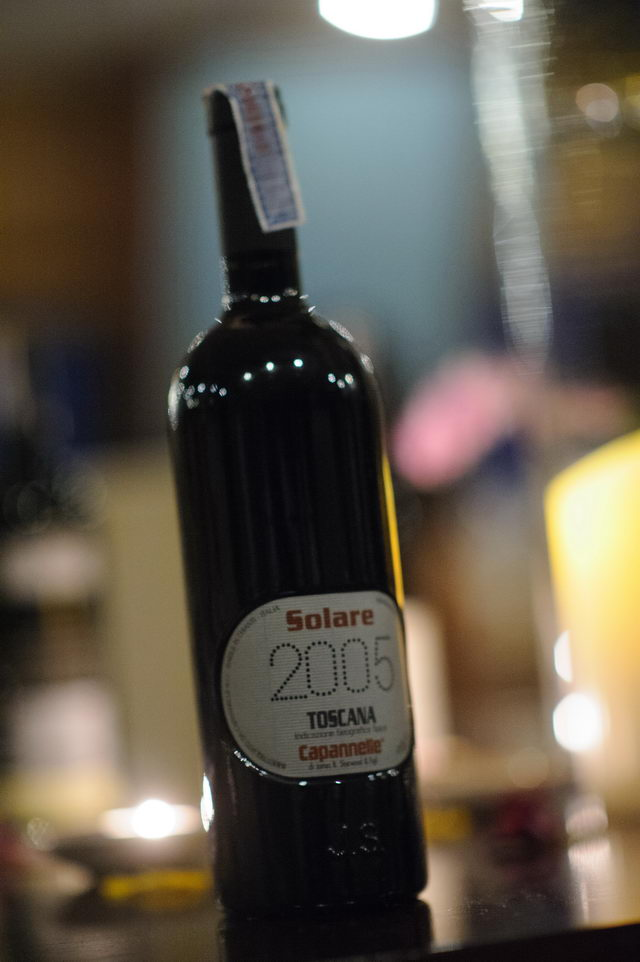 2005 Solare IGT, Capannelle, Tuscany, Italy