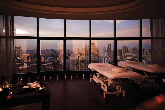 6. Spa InterContinental Bangkok