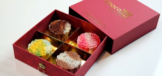 Sofitel So Bangkok - So Mooncakes 2015-11