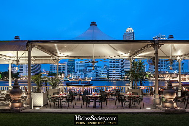 The Peninsula Bangkok_River Cafe & Terrace_01