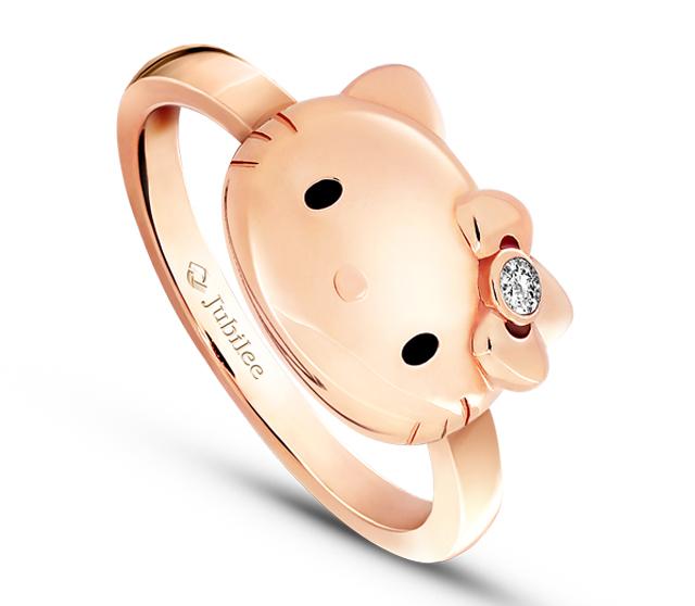 Hello Kitty_แหวน Lucky Ring (A)-11