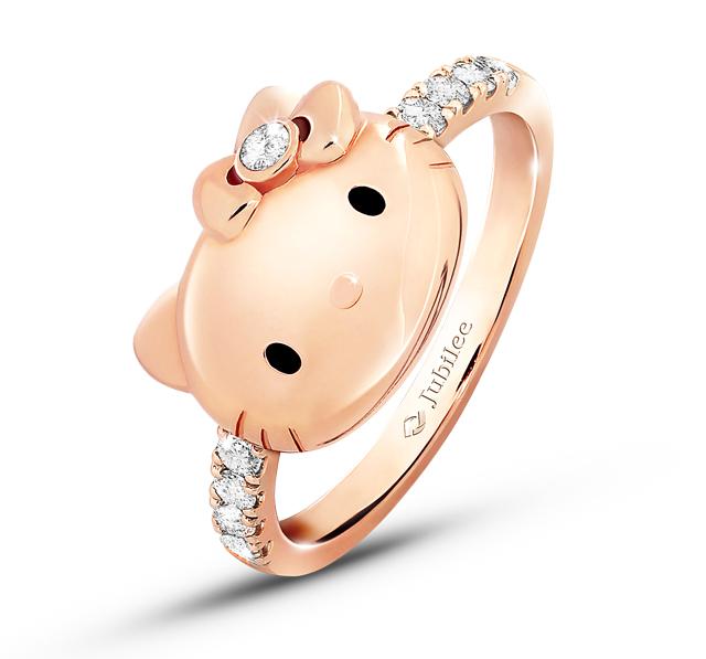 Hello Kitty_แหวน Lucky Ring (B)-11