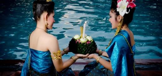 Loy Krathong at Anantara Riverside Bangkok Resort-11
